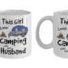šalice camping