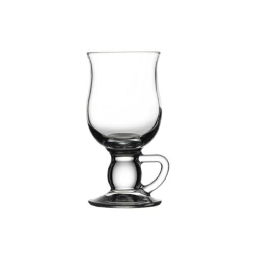 staklena šalica za tople napitke irish coffee