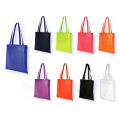platnene torbe u boji za web