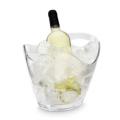 posuda za hlađenje boca prozirna