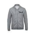 Slika hoodie zip_Shark