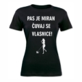 majica čuvaj se za web