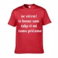 majica vičem za web