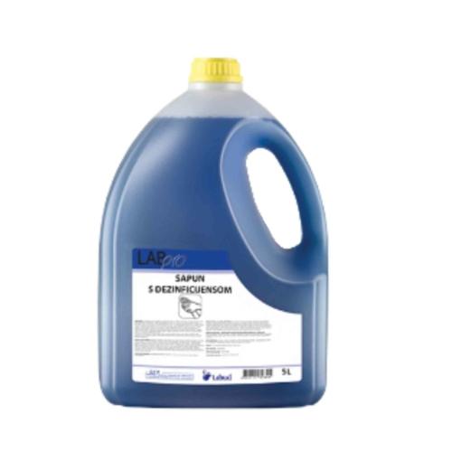 tekući sapun s dezinficijensom