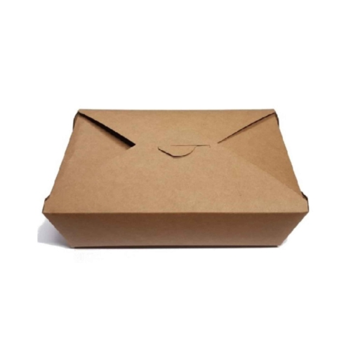 biorazgradiva ambalaža,craft menu box